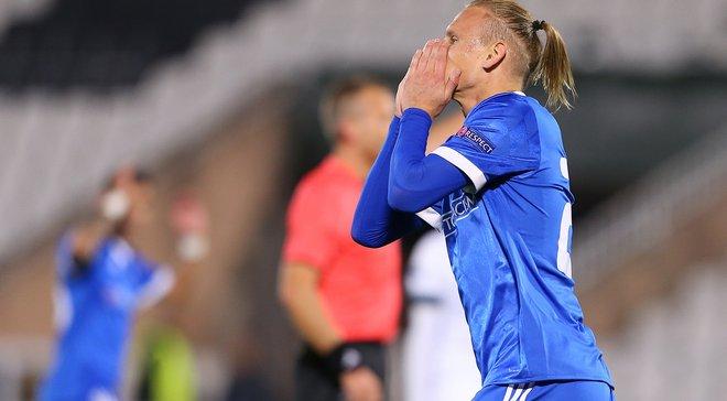 Вида покинет Динамо после матча с Александрией, – Sabah