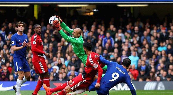 Челси на последних минутах добыл победу над Уотфордом