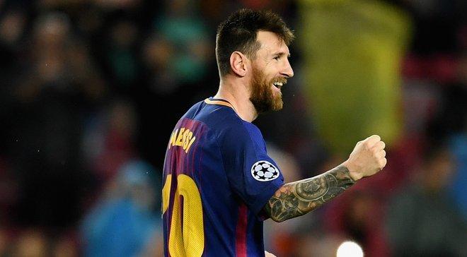 Барселона предлагает Месси пожизненный контракт