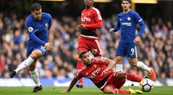 Челсі – Уотфорд – 4:2 – Відео голів та огляд матчу