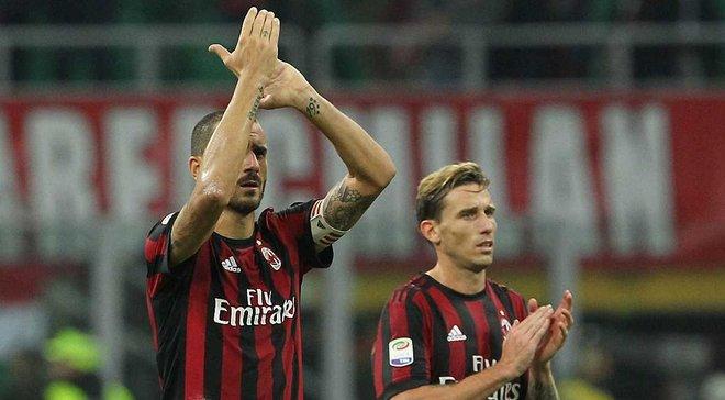 Милан продаст своих топ-игроков, если не выйдет в Лигу чемпионов 2018/19