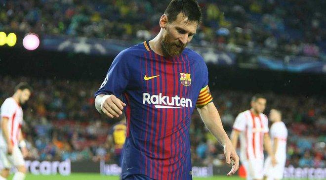 Нова форма Барселони на сезон 2018/19 потрапила у мережу