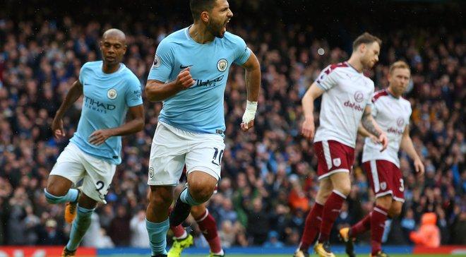 Агуэро повторил абсолютный голевой рекорд Манчестер Сити