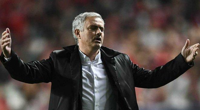 Моурінью: Поразка Манчестер Юнайтед? Це шок, але все справедливо