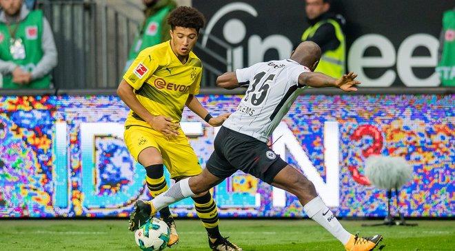 17-летний Санчо стал 1-м англичанином, который сыграл за Боруссию Д
