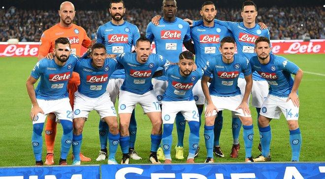 Наполи прервал победную серию в чемпионате Италии, которая насчитывает 13 матчей