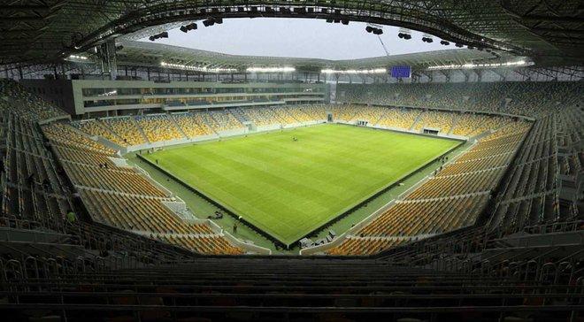 Україна – Словаччина: проведення матчу у Львові залежить від рішення ФІФА