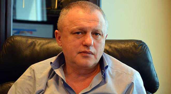З Хачеріді вдасться домовитися про новий контракт, – Ігор Суркіс
