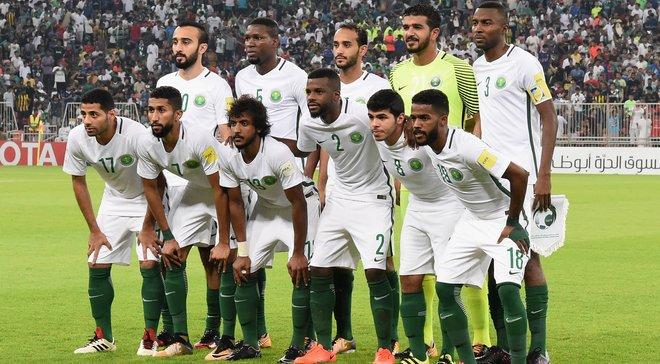 Гравці Саудівської Аравії відправляться у клуби Прімери, щоб набратися досвіду перед ЧС-2018