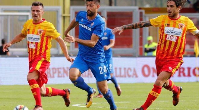Мілан не зміг обіграти Дженоа, Рома мінімально обіграла Торіно