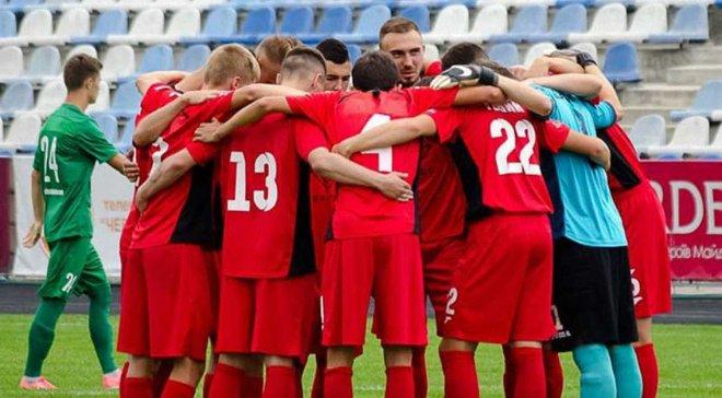 Вторая лига: Агробизнес вырвал победу над Буковиной, Энергия и Мир победили соперников