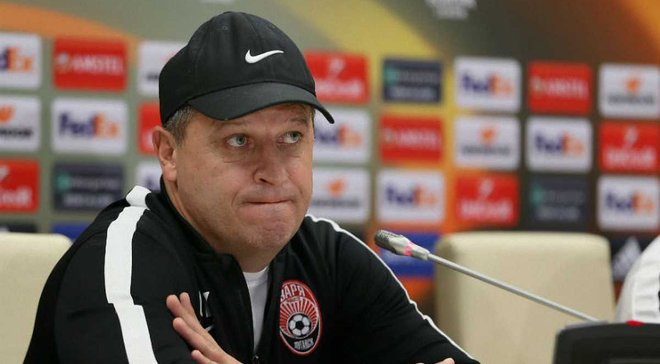 Вернидуб: Снимаю шляпу перед игроками Зари