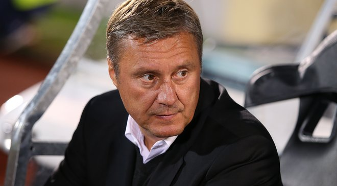 Хацкевич: Если чемпионат проводится для одной команды, то пожалуйста, нет вопросов