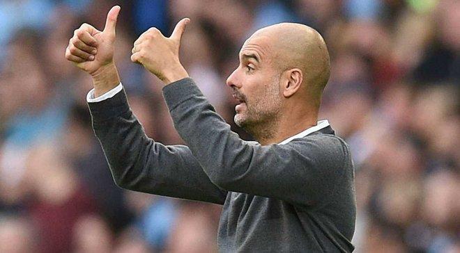 Гвардиола: Манчестер Сити не сможет повторить чемпионский рекорд Арсенала