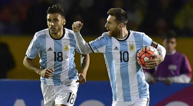 Украина в ноябре может сыграть товарищеский матч против Аргентины, – Бурбас