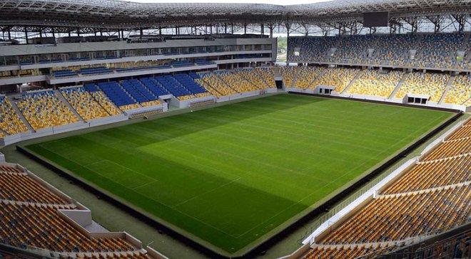 Україна – Словаччина: ФІФА дозволила проводити матч у Львові