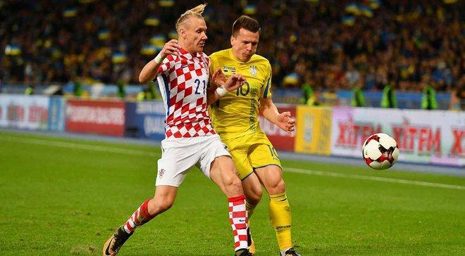 Віда та Піваріч отримали виклик у збірну Хорватії на матчі плей-офф ЧС-2018