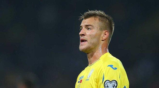 Шевченко: Если бы была возможность переиграть матч с Хорватией в Киеве, то оставил бы Ярмоленко в нападении