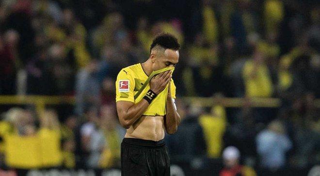 Обамеянг пропустит матч Кубка Германии против Магдебурга