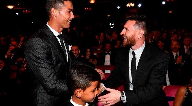 Мессі назвав найкращим футболістом 2017 року Суареса, Роналду – Модріча