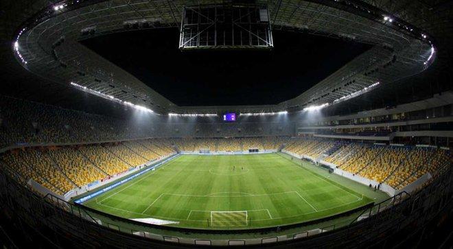 Украина – Словакия: матч состоится во Львове
