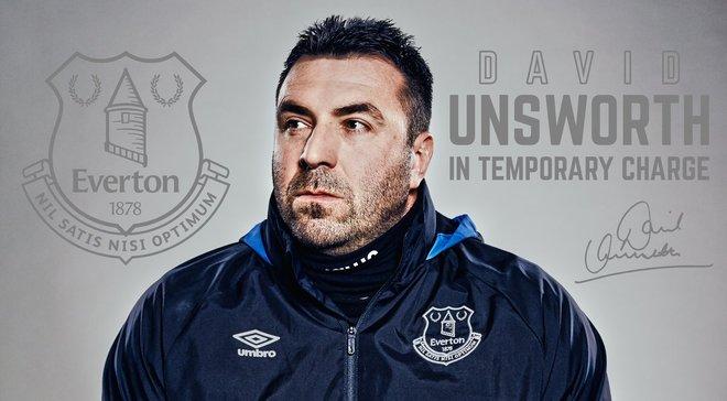 Ансуорт виконуватиме обов'язки головного тренера Евертона, у клубі сподіваються запросити Тухеля