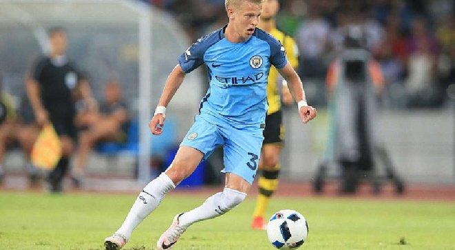Зінченко дебютує за Манчестер Сіті в матчі проти Вулверхемптона