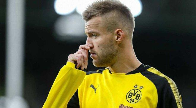 Ярмоленко попал в стартовый состав Боруссии Д на матч Кубка Германии против Магдебурга