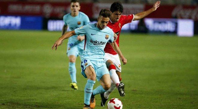 Кубок Испании: Барселона, Севилья и Валенсия одержали уверенные победы