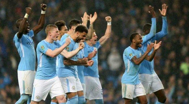 Манчестер Сити установил клубный рекорд, одержав 12 победу подряд