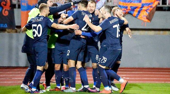 Маріуполь розгромив Таврію та пробився в 1/4 Кубка України