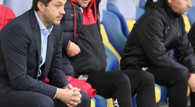 Вирт: Наша задача была выйти в 1/4 финала Кубка Украины и мы с ней справились