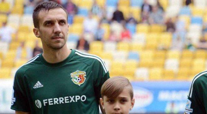 Шарпар забил красивый гол в матче Ворскла – Олимпик
