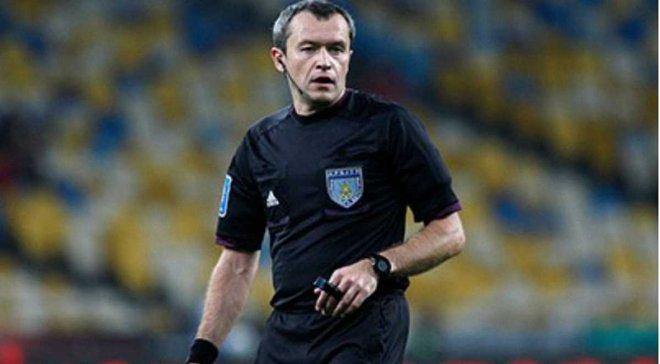 Труханов рассудит Карпаты и Динамо и другие судейские назначения на 14-й тур УПЛ