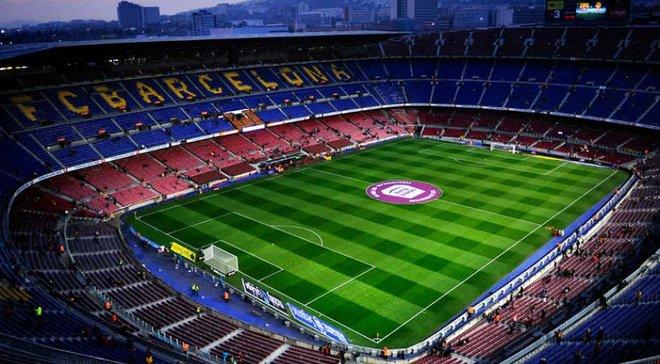 """Компания Grifols отрицает переговоры с Барселоной о приобретении прав на название """"Камп Ноу"""""""