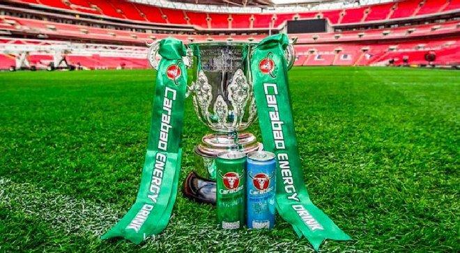 Кубок англійської ліги: Лестер прийматиме Манчестер Сіті, Арсенал зіграє проти Вест Хема