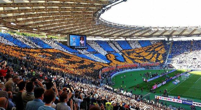 13 фанатов Лацио получили запрет на посещение матчей за антисемитское поведение