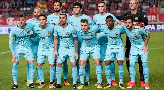 Гравці Барселони влаштували повний безлад у роздягальні після матчу у Кубку Іспанії