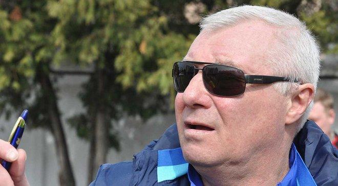 Демьяненко: Смена тренера идет на пользу любой команде, а в Мариуполе получилось наоборот