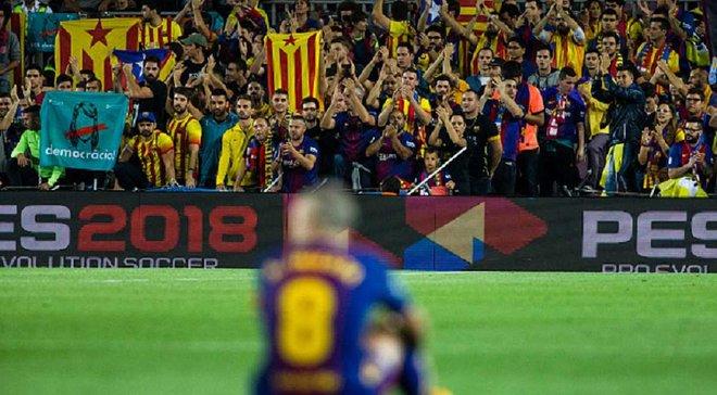 Президент Федерации футбола Каталонии рассказал о судьбе Барселоны в условиях возможного отделения региона