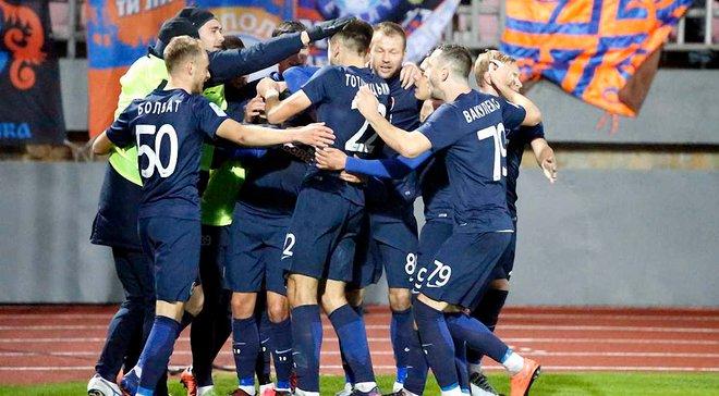 Маріуполь оригінально потролив Динамо через Кубок України