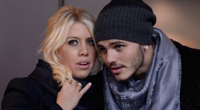 Макси Лопес подал в суд на жену Икарди
