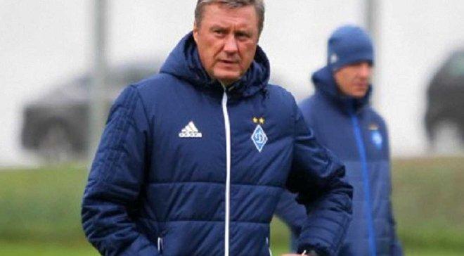 Хацкевич: Останні ігри в чемпіонаті в плані результату складаються для нас невдало