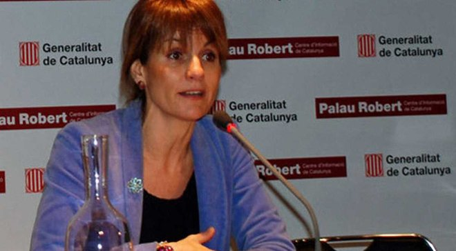 Сестра Гвардиолы устранена правительством Испании с должности посла Каталонии в Дании