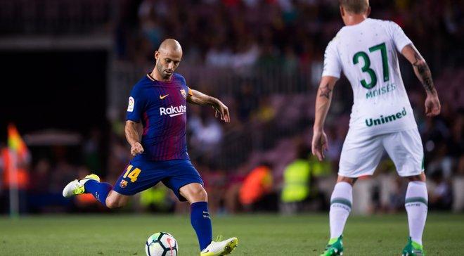 Маскерано хочет попробовать свои силы в МЛС, – Sport.es