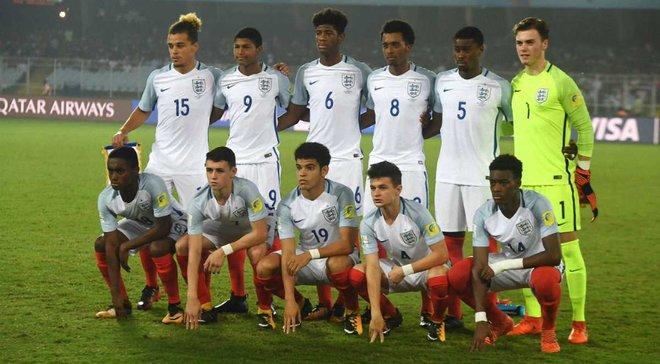 Англия U-17 осуществила мегакамбек в матче с Испанией U-17 и выиграла ЧМ-2017