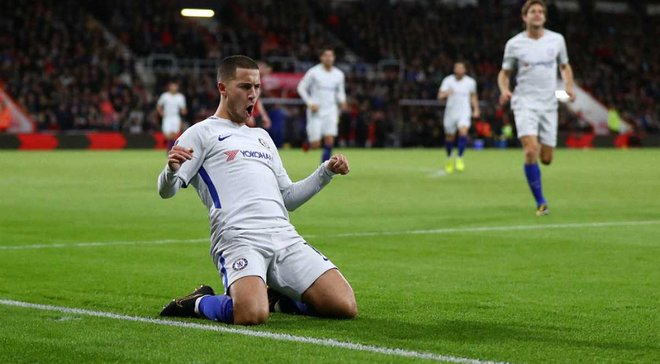 Борнмут – Челси – 0:1 – Видео гола и обзор матча