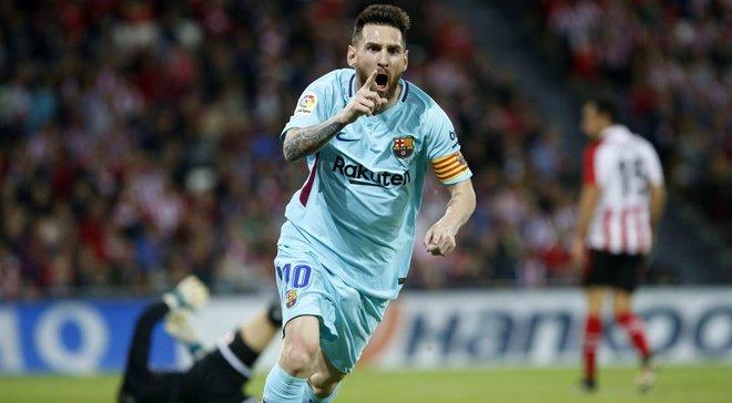 Барселона впевнено перемогла Атлетік у Більбао
