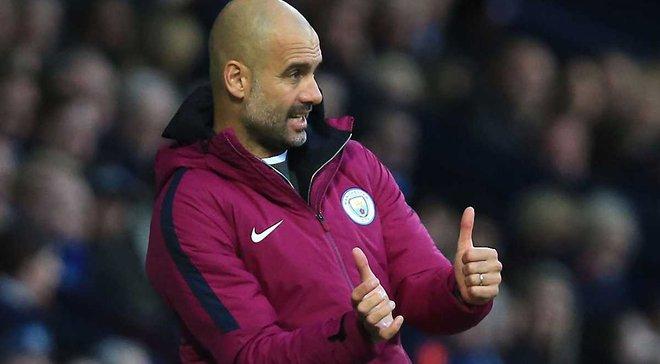 Гвардіола: Задоволений тим, як Манчестер Сіті відреагував на пропущений гол