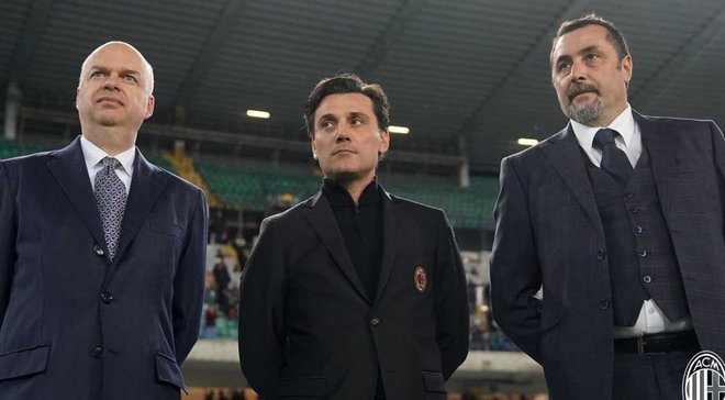 Монтелла: Милан не может купить форварда за 100 миллионов, но Ювентусу не завидую